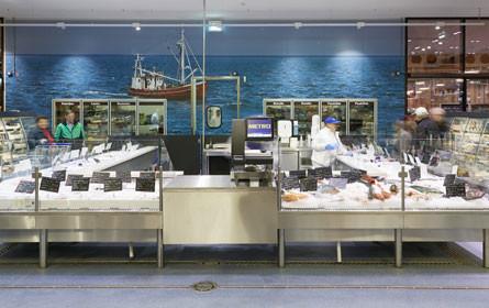 Metro feiert 20 Jahre Frischfisch