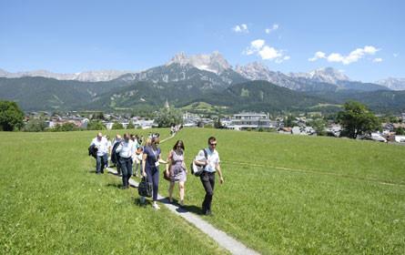 Österreich ist als Kongressdestination ein Global Player