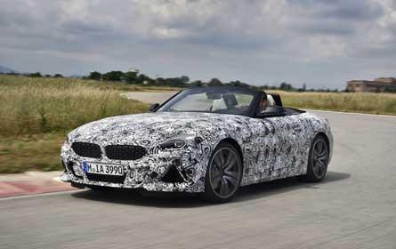 BMW-Großauftrag für Magna Steyr