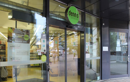 Denn's Biomarkt modernisiert