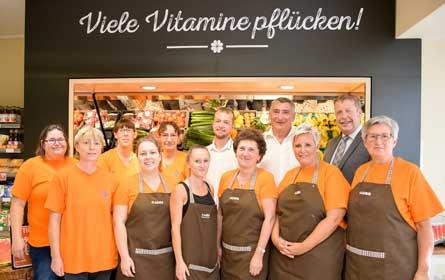 Kaufmann eröffnet Adeg Markt in Wilfersdorf