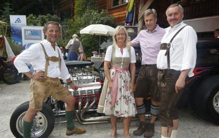 Lebensfreude, Kulinarik und Mode beim Ennstal Picnic 2018