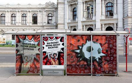 Mit der Stadt Wien zum eigenen Fußballpickerl
