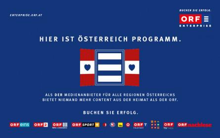 Die ORF-Medien: Österreich in Fernsehen, Radio und Digital