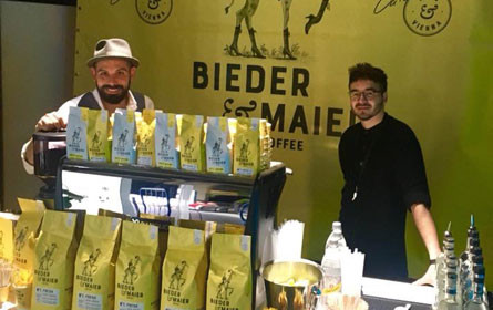Bieder & Maier ist Partner bei der Berlin Fashion Week