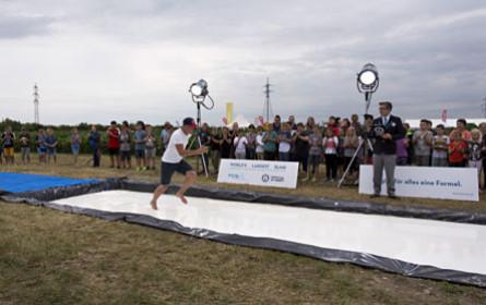 DMB-Kampagne holt Guinness-Weltrekord