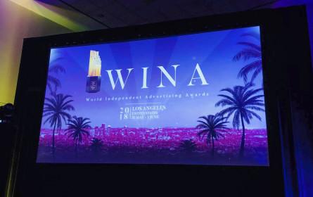 SPS Marketing in Los Angeles mit dem WINA 2018 ausgezeichnet