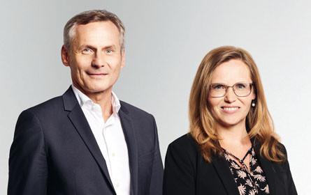 Neues Führungs-Duo bei Ottakringer Getränke AG