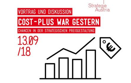 Vortrag und Diskussion: Cost-Plus war gestern