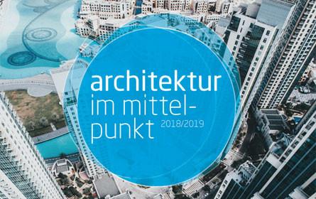 Den Trends auf der Spur: Architektur im Mittelpunkt