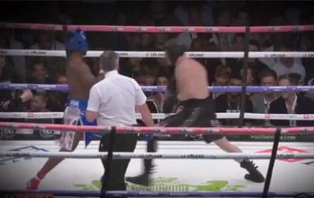 Boxkampf zwischen Youtube-Stars lockte Hunderttausende an Bildschirme