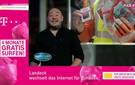 ProSiebenSat.1 Puls 4 mit dynamischer örtlicher Addressable-TV-Kampagne