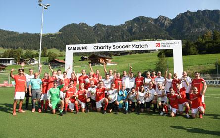 Forum Alpbach: Benefiz-Fußball bei Wirtschaftsgesprächen