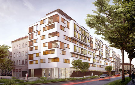 "Buwog erwirbt Wohnprojekt ""Linke Wienzeile 280"""