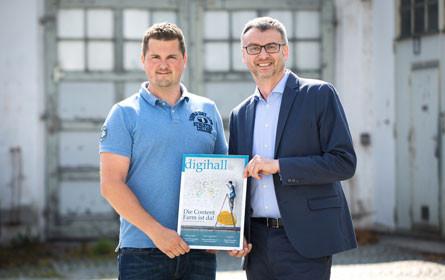Widerhall präsentiert Digihall – das Magazin für digitales Marketing