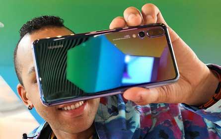 """Das Huawei P20 Pro erhält EISA-Award als  """"Bestes Smartphone des Jahres"""""""