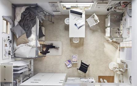 Ikea baut für die Zukunft vor