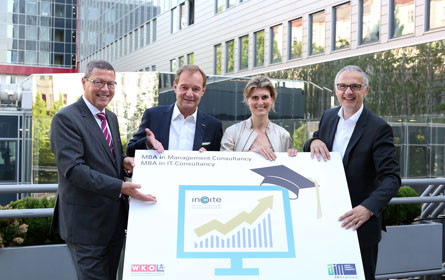 MBA-Programme im Erfolgsduo