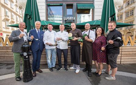 Starköche eröffnen Reservierungsstart der 18. Wiener Restaurantwoche