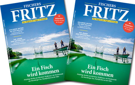 """Fischers Fritz"" erscheint in dritter Ausgabe"