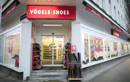 Vögele Shoes erzielte Insolvenzquote von rund 59 Prozent