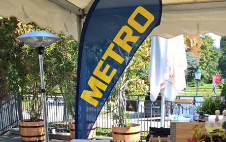 Metro wieder Gastronomiepartner der Genuss-Messe