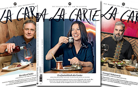 """À la Carte"" feiert 30sten Geburtstag"
