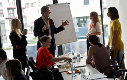 """Mehr als 30 PR-Experten bei der Fachkonferenz """"Jetzt Digital PR"""""""