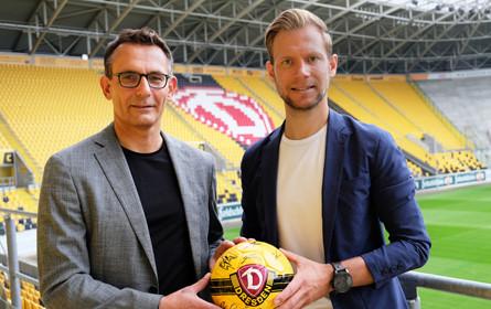 Saxoprint verlängert als Dynamo-Partner