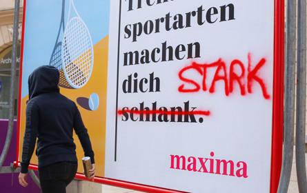"""Selbstbestimmung statt Klischees: Stark mit Anna Veith und """"maxima"""""""