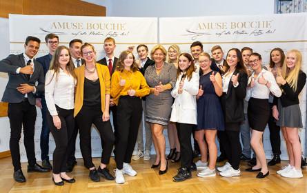 Amuse Bouche: Neun Top-Lehrlings-Teams kämpfen um den Sieg