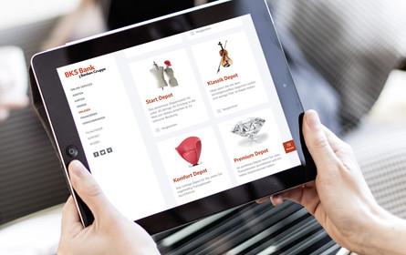 Gelungener Relaunch der BKS Website mit Fonda