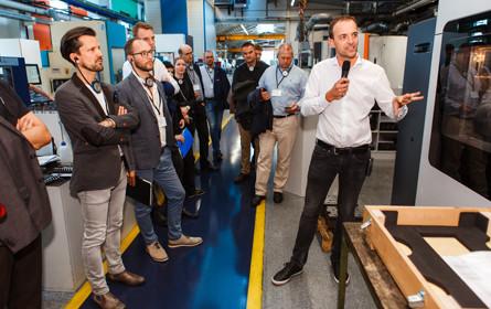 Die Industrie 4.0-Klassenfahrt