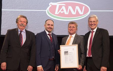 Höchster Nachhaltigkeits-Standard für Tann-Frischfleischwerk