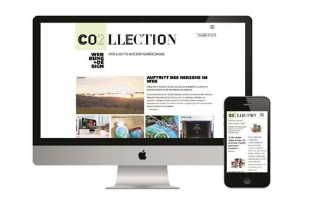 Werbe- und Designagentur CO2 auf neuen Wegen