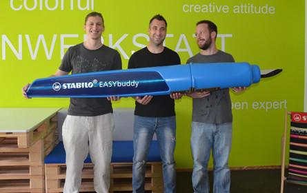 Stabilo Österreich wirbt mit offroad-communications