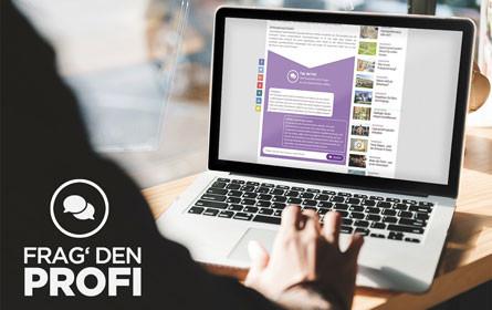 Wohnnet-Ratgeber ist ab sofort interaktive Info- und Kontaktbörse
