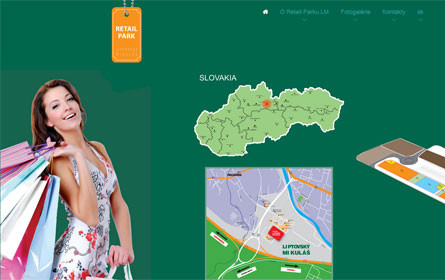 Soravia eröffnet neuen Retail-Park
