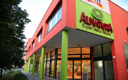 Alnatura jetzt auch bei Müller in Österreich