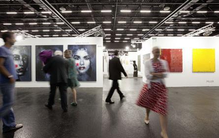 Zweite Ausgabe der ART Kunstmesse startet im Oktober