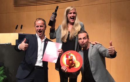 """""""Unternehmer, erfolgreich, sucht..."""" gewinnt internationalen"""" Branded Entertainment Award"""""""