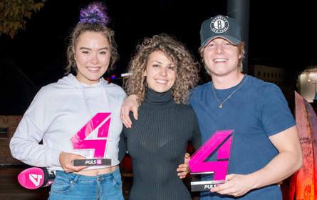 Valentina Vale und OfficialAndyB gewinnen 4Stars-Influencer-Bootcamp