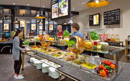 Interspar-Restaurant Bürs wiedereröffnet