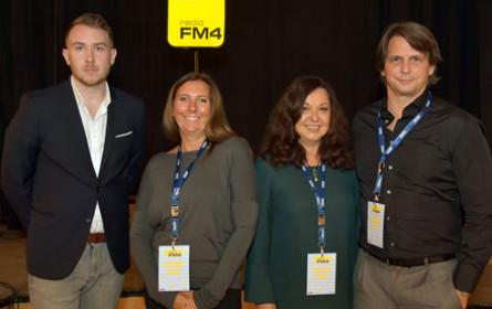 Tristan Horx blickt beim ersten FM4-Futuretalk in die Zukunft