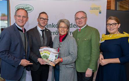 Feinkostladen Niederösterreich: innovative Gast-und Landwirte an einem Tisch