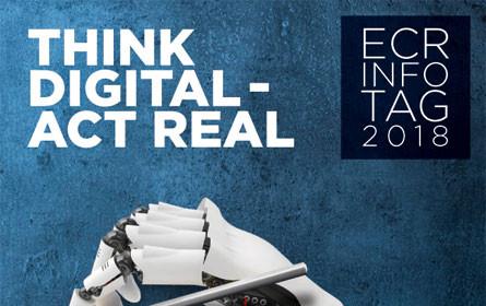 ECR-Infotag 2018: Wie man digitale Trends in die Praxis umsetzt