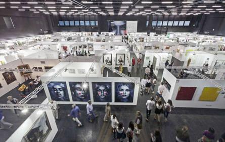 Die Art Salzburg Contemporary ist angekommen