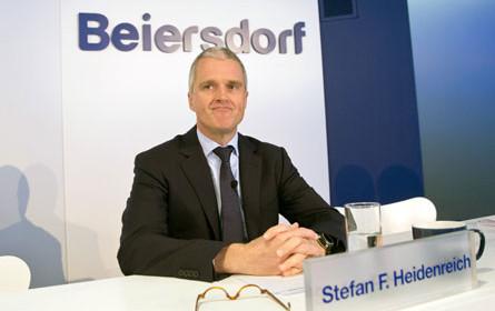 Beiersdorf steigerte Umsatz und bekräftigte Prognose