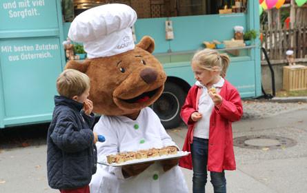 Gourmet Kids: Mit dem Foodtruck durch Salzburg