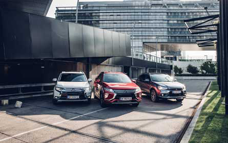 Mitsubishi-Aktionstage